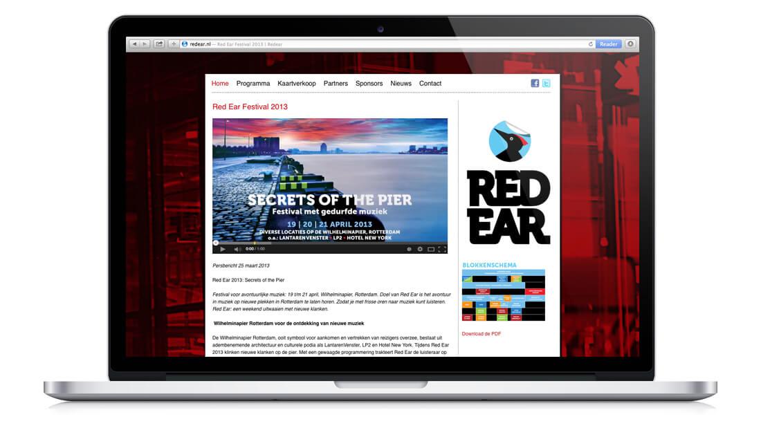 Pilemon Mukarno Red Ear Secrets of te Pier (2013)Continuous performance_06
